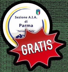 corso arbitri; sezione AIA Parma; corso arbitri gratis